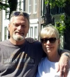 Simon and Hilde van der Meulen